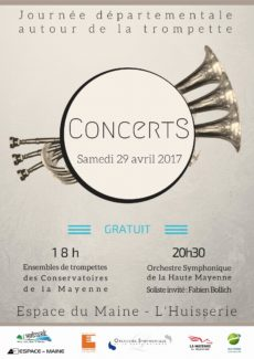 Journée départementale de la Trompette