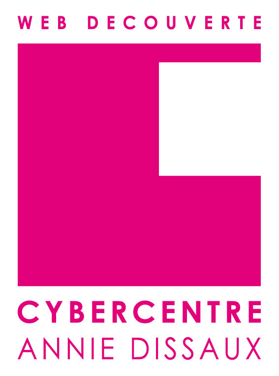 Logo Cybercentre Annie Dissaux