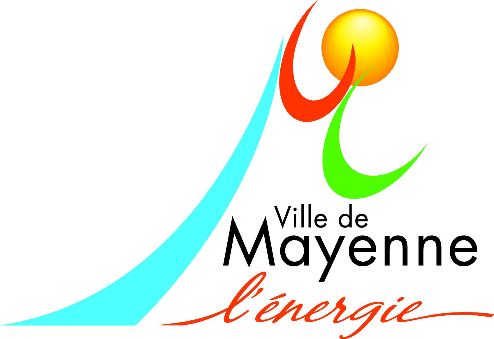 Logo Ville de Mayenne
