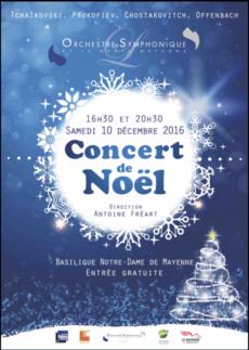 Concert de Noël 2016
