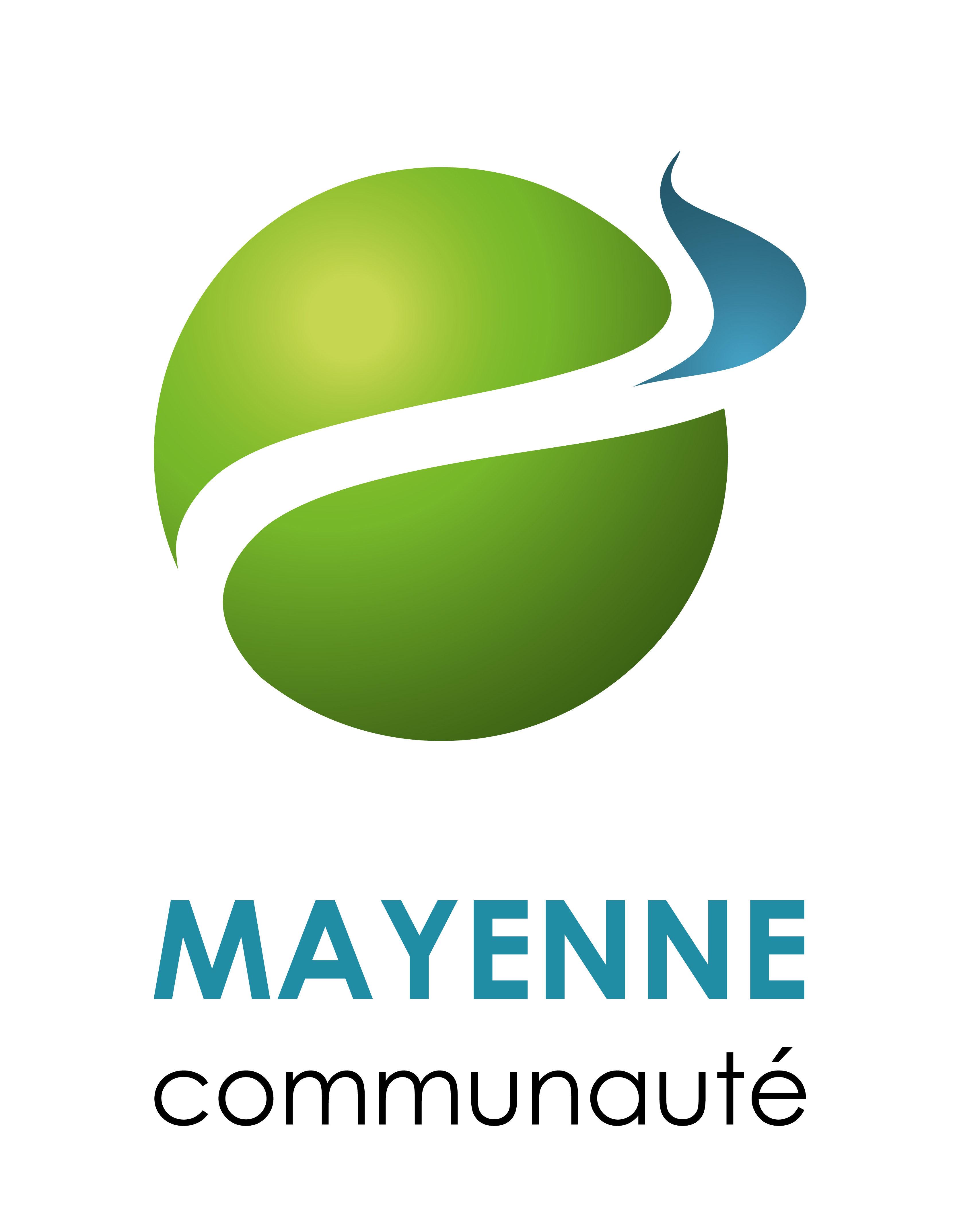 Logo Mayenne Communauté